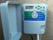 Irrigation Timer Repair